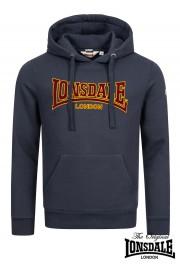 Bluza z kapturem Lonsdale London Classic Granatowa