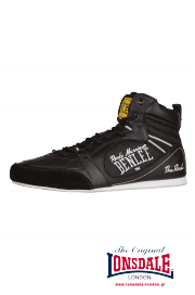 Buty bokserskie BENLEE THE ROCK czarne