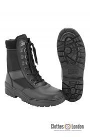 Buty taktyczne / wojskowe MAX FUCHS Security Czarne