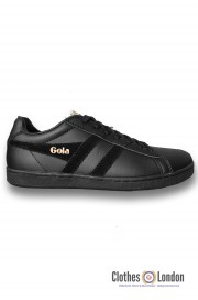 Skórzane buty GOLA Classics EQUIPE Mono Czarne