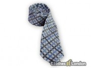 Jedwabny krawat MERC LONDON  MAHON