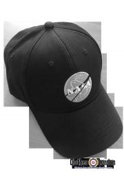Czapka z daszkiem ALPHA INDUSTRIES NASA czarna