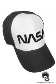 Czapka z daszkiem ALPHA INDUSTRIES NASA INLAY czarna