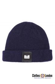 Wełniana czapka zimowa WEEKEND OFFENDER STALLONE Granatowa
