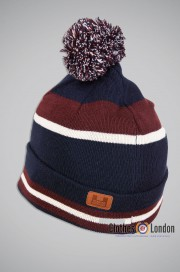 Czapka zimowa Weekend Offender Stripe Bobble Hat