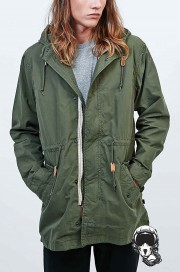 Damska parka ALPHA INDUSTRIES LIGHT WEIGHT FISHTAIL oliwkowa