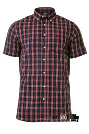 Koszula z krótkim rękawem LONSDALE LONDON Brixworth