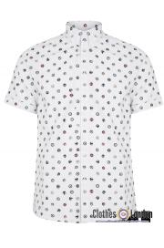 Koszula z krótkim rękawem MERC LONDON PATROL SHIRT