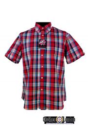 Koszula z krótkim rękawem WARRIOR MCCALLUM
