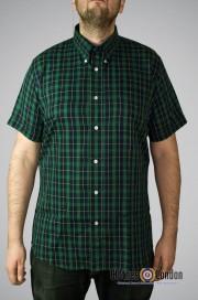 Koszula z krótkim rękawem WARRIOR MATLOCK, zielona