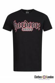 T-shirt HARDCORE UNITED BIG FRONT czarny