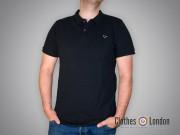 Koszulka Polo Weekend Offender Casual Czarna