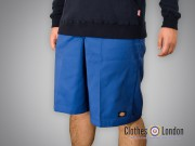 "Szorty Dickies 13"" Multi pocket work Niebieskie"