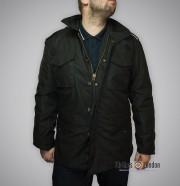 Kurtka zimowa US Fieldjacket M65 Czarna