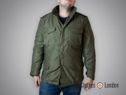 Kurtka zimowa US Fieldjacket M65 Oliwkowa