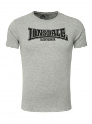 T-Shirt LONSDALE LONDON BELFORD szary