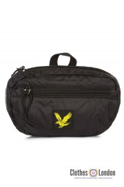 Nerka LYLE & SCOTT UTILITY BAG Czarna