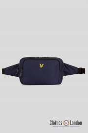 Nerka LYLE & SCOTT WADDED Side Bag granatowa