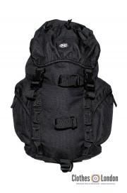Szturmowy plecak MAX FUCHS RECON I czarny, 15 l