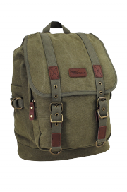 Plecak MAX FUCHS Backpack CANVAS