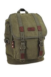 Plecak MAX FUCHS Backpack CANVAS