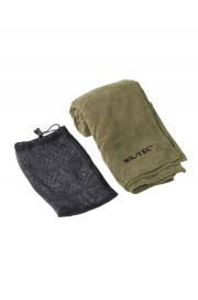 Ręcznik Szybkoschnący z Mikrofibry MIL-TEC 60×120 Oliwkowy