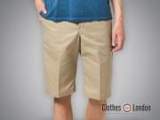 Szorty Dickies Twill Work Shorts Slim Fit Beżowe