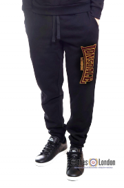 Spodnie dresowe LONSDALE LONDON GOOLE czarne