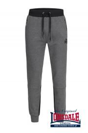 Spodnie dresowe LONSDALE LONDON EVERSLEY Szare