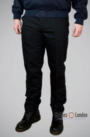 Spodnie Sta Prest Warrior Clothing Czarne