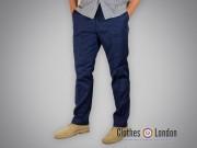 Spodnie Sta Prest Warrior Clothing Granatowe