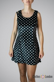 Sukienka Pop Boutique Daisy Dress Czarna