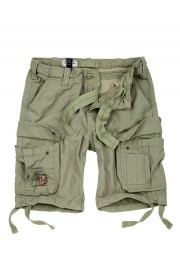 Szorty bojówki SURPLUS AIRBORNE VINTAGE SHORTS Light Olive