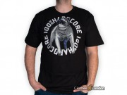 T-shirt 100% Hardcore Buldozer Czarny
