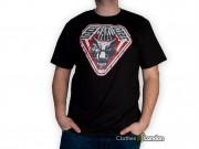 T-shirt 100% Hardcore United Czarny