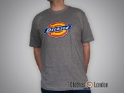 T-shirt Dickies Horseshoe Tee Szara