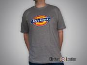 T-shirt Dickies Horseshoe Tee Szara