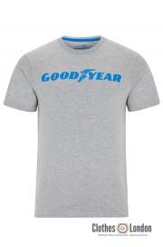 T-shirt GOODYEAR Logo Szary