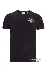 T- Shirt GOODYEAR STATESVILLE czarny