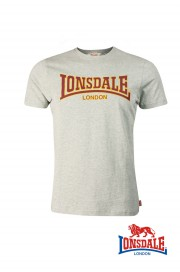 T-shirt LONSDALE LONDON CLASSIC Szara