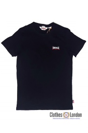 T-shirt LONSDALE LONDON TEETON Czarny