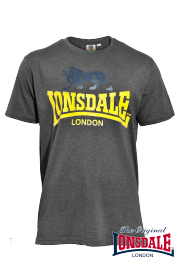 T-shirt LONSDALE LONDON WISBECH Szary