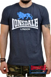 T-shirt LONSDALE LONDON WISBECH Grantowy