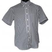 Koszula z krótkim rękawem WARRIOR BLACK KENNEDY czarna