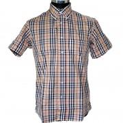 Koszula z krótkim rękawem WARRIOR MOTOWN beżowa
