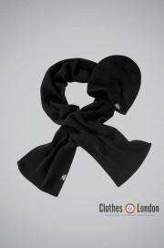 Zestaw czapka zimowa i szalik Lonsdale London Leafield Czarny
