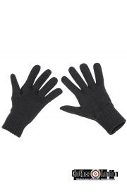 Rękawiczki z materiału MAX FUCHS Knitted