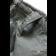 Szorty bojówki z kieszeniami CARGO SURPLUS Bermuda Stars Oliwkowe