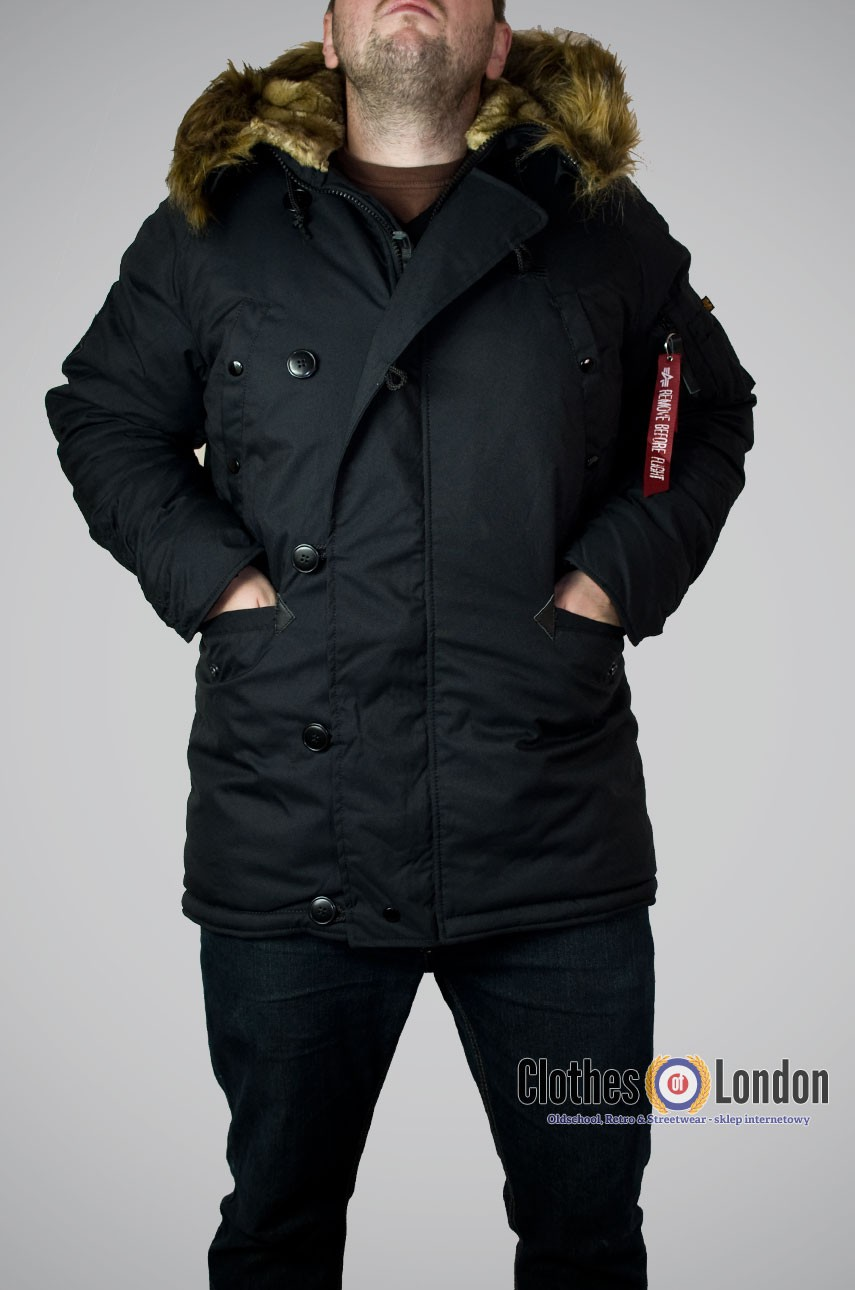 Zimowa Jacket Parka Explorer Kurtka Alpha Industries d1fcqB8
