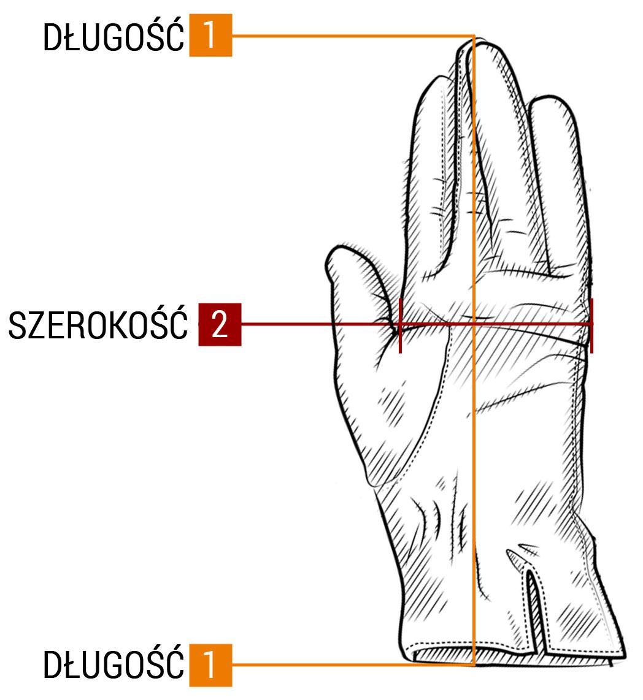 Jak mierzymy rękawiczki